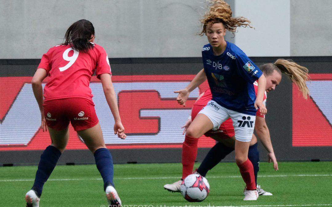 Celin Ildhusøy tatt ut på J19 landslaget