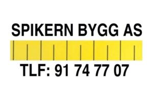spikern bygg logo