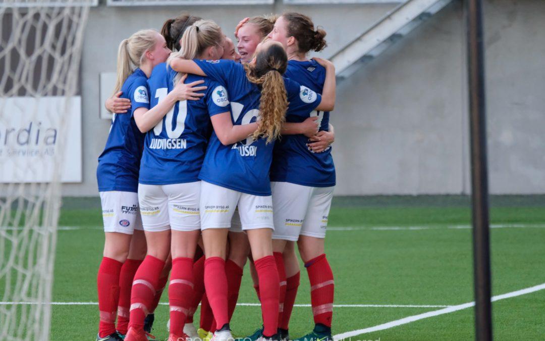 Målene mot Grand Bodø