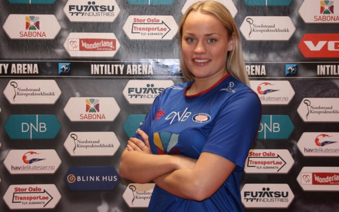 Victoria Ludvigsen har signert