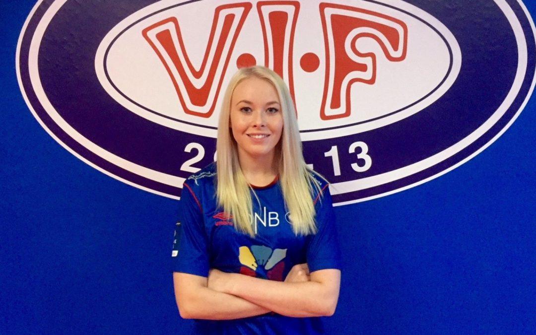 Tina Dalgård forlenger med Vålerenga