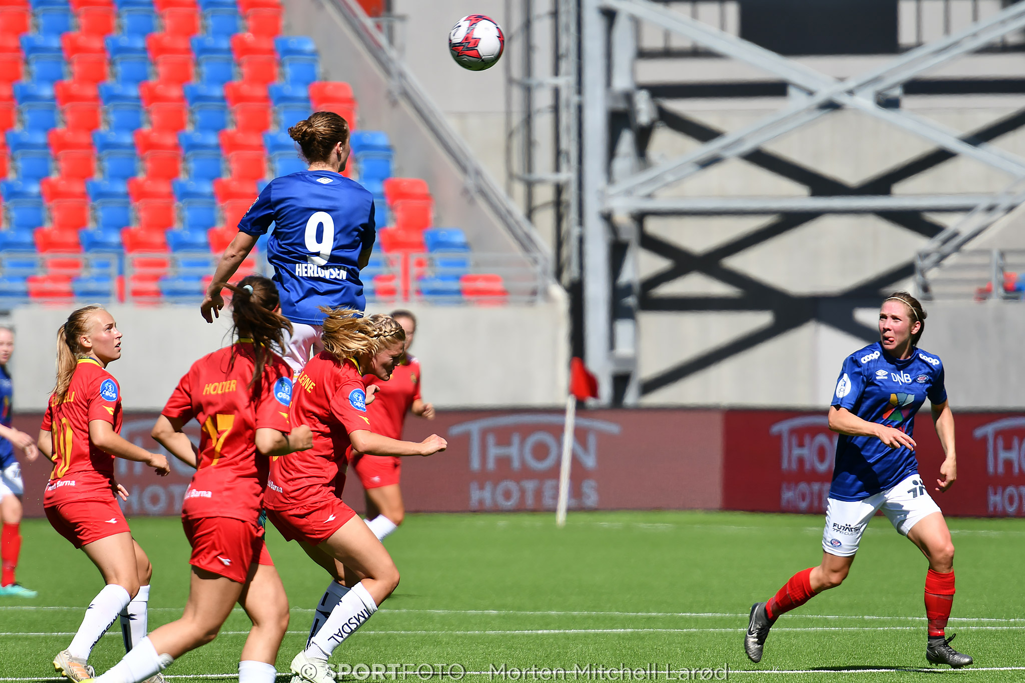 Vålerenga reiser til Røa med både A-laget og flere jentelag