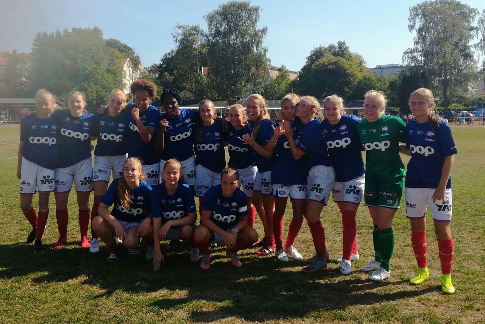 Sol, sommer og Gothia Cup