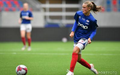 Mia Huse matchvinner da rekruttlaget slo Stabæk