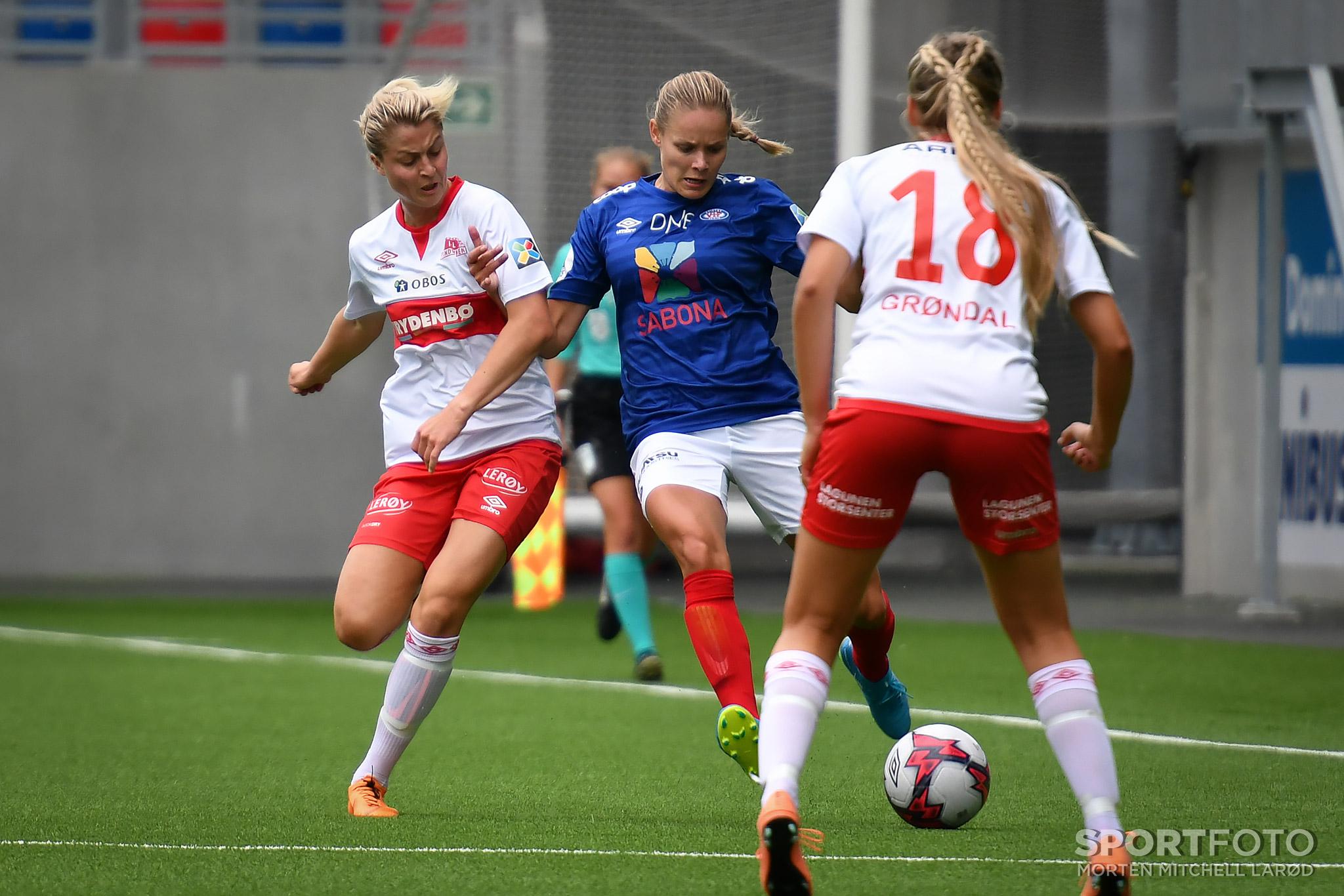 Andrine Tomter tatt ut til Norge U23