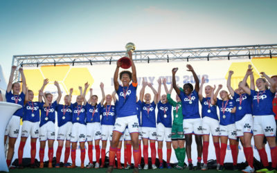 Vinnere av Norway Cup J17 Elite
