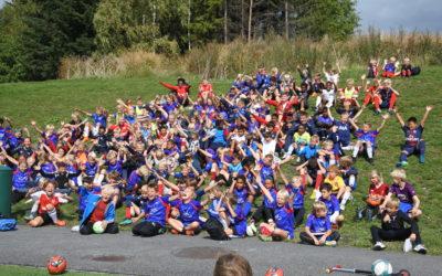 Vålerengas Fotball Camp 2018 en stor suksess
