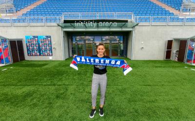 She's coming home – landslagsspiller til Vålerenga
