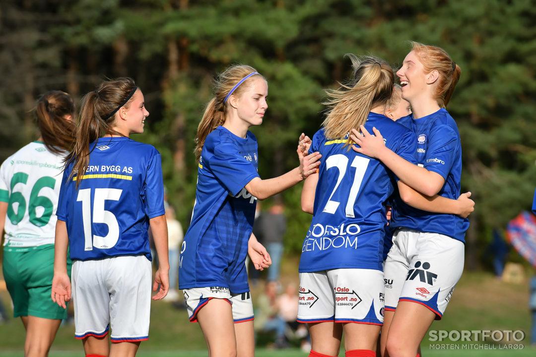 Vålerenga møter Kolbotn i semifinalen NM J16!