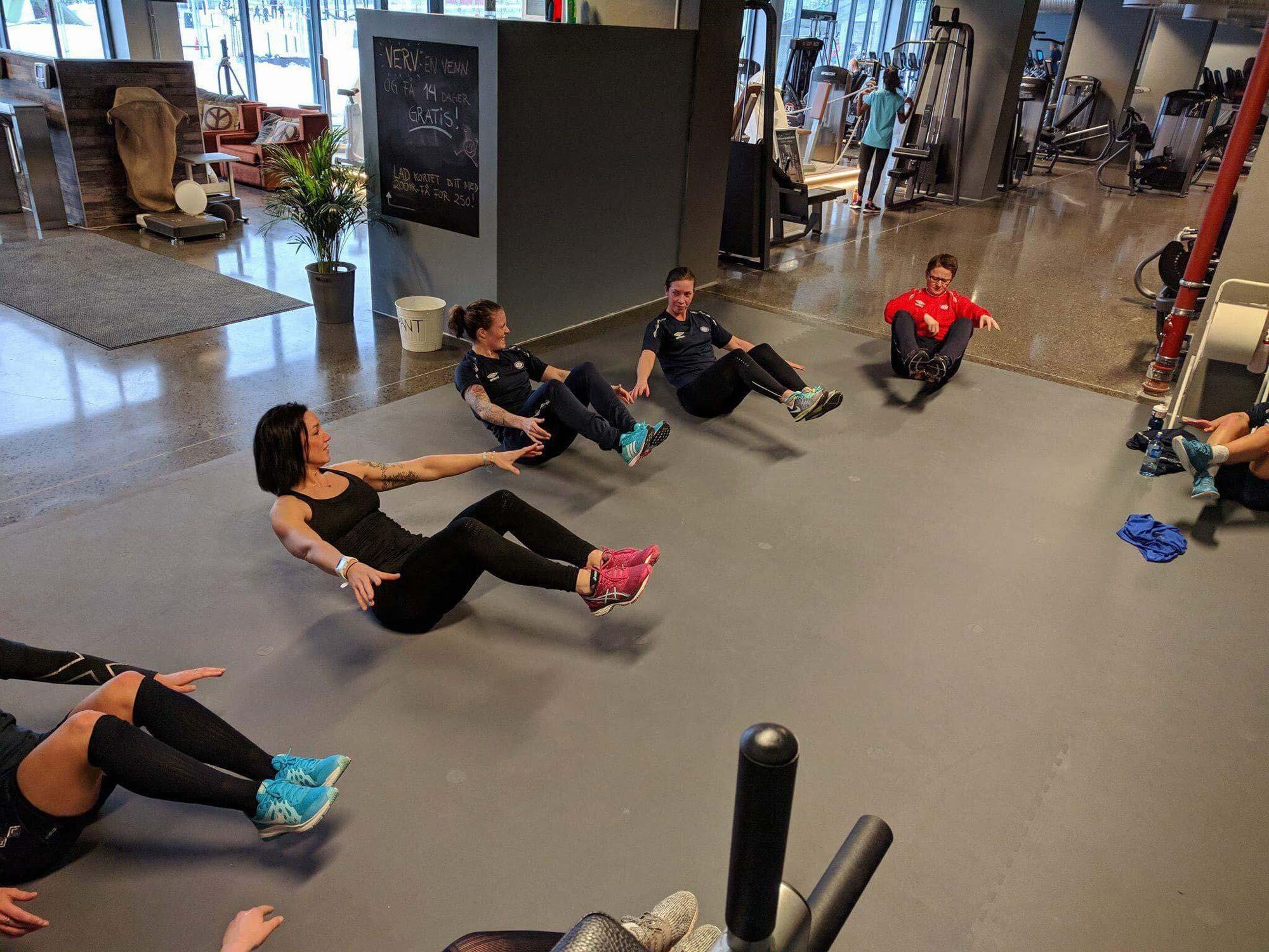 Alle er velkomne til PT-dager hos Fitness Xpress!