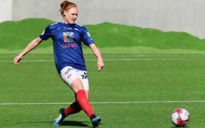 Stine Ballisager Pedersen forlenger kontrakten