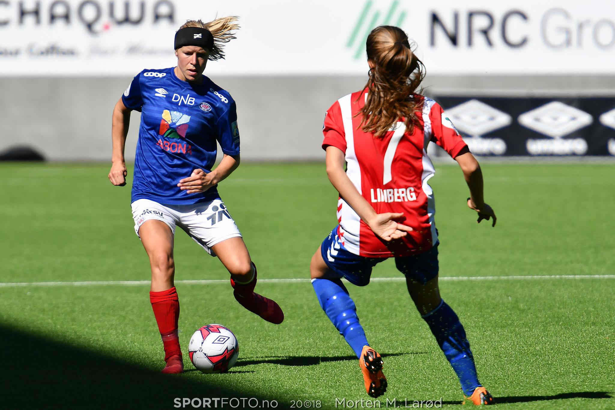 Ingrid Søndenå fortsetter i 2019