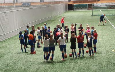 Høsten i gang på Vålerengas fotballakademi
