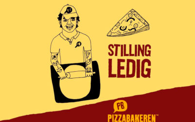 Er du vår nye pizzabaker?