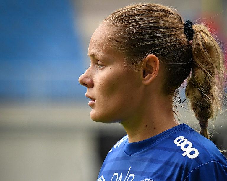 Gode utsikter for Andrine Tomter