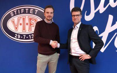 Dinamo lansert som ny samarbeidspartner på årets første partnerlunsj