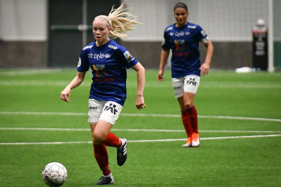 Uavgjort etter rotete treningskamp mot Trondheims Ørn