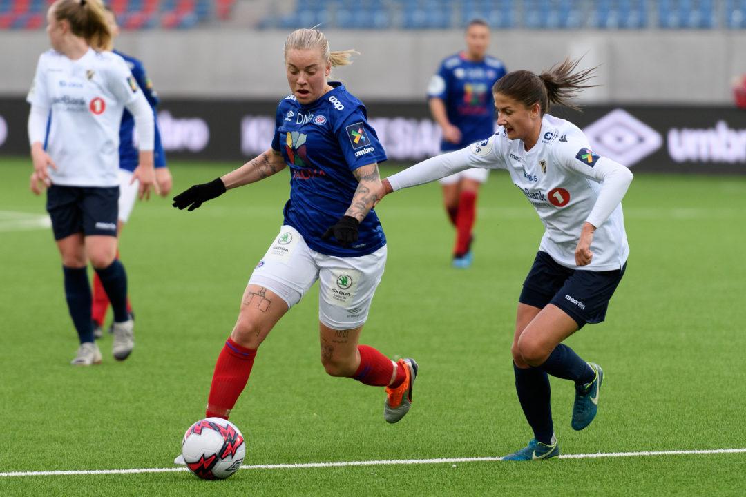 Marie Dølvik Markussen tatt ut på A-landslaget