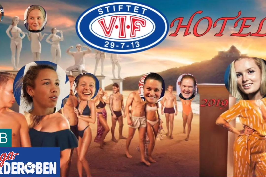 Er VIF-spillerne smartere enn en Paradise Hotel deltager?