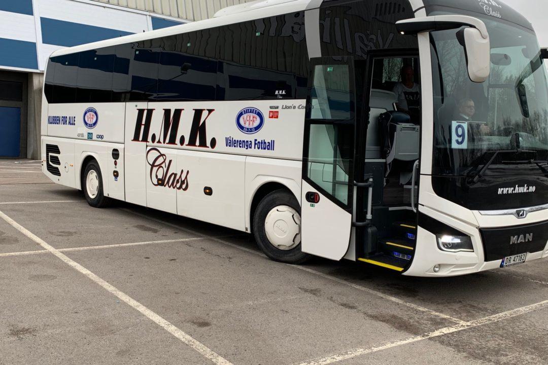 Vinn en busstur til LSK-kampen