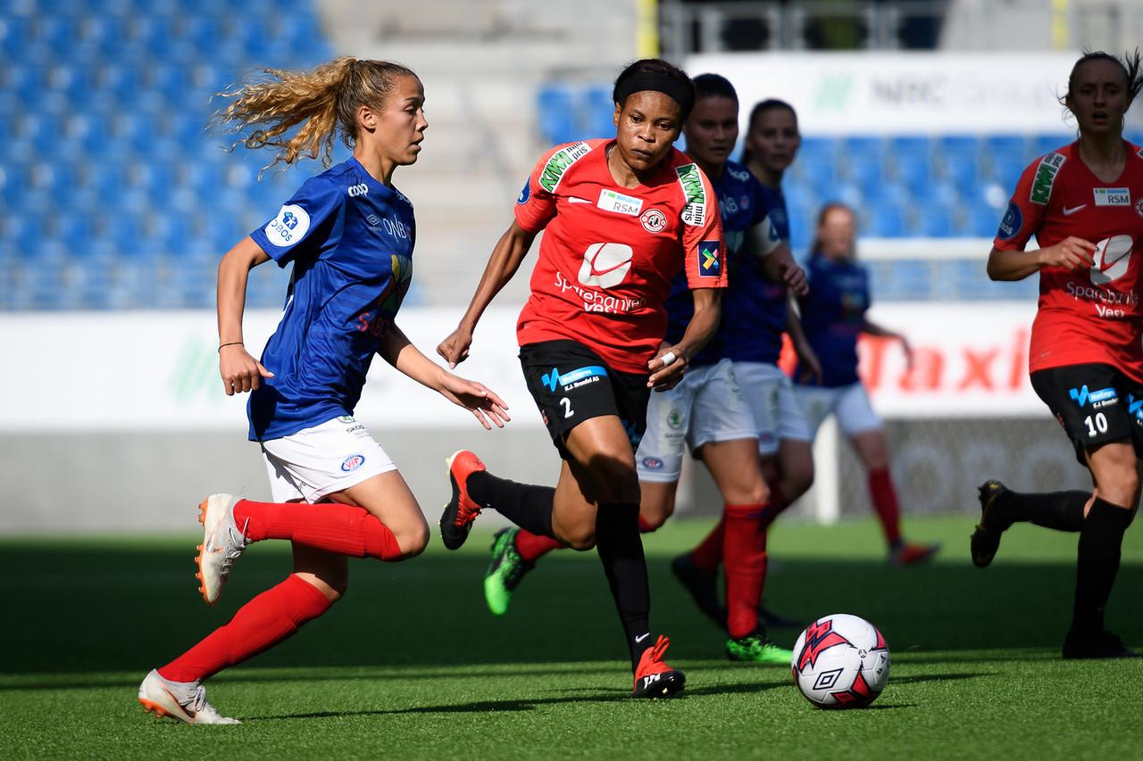 Celin Ildhusøy matchvinner mot Arna-Bjørnar