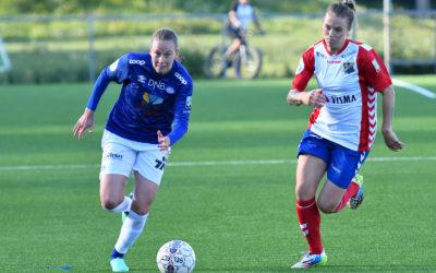 Stine Reinås er tilbake og fortsetter i Vålerenga