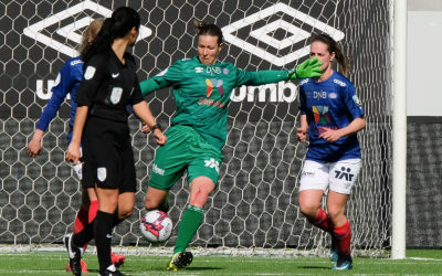 Tinja-Rikka Korpela forlater klubben