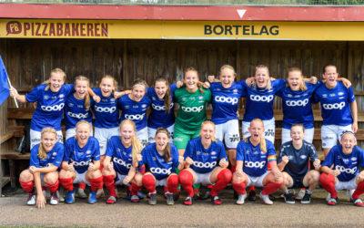 Cupkamp for J19 hjemme mot Ottestad