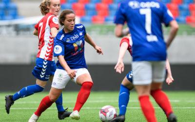 Maren Hauge lånes ut til Stabæk