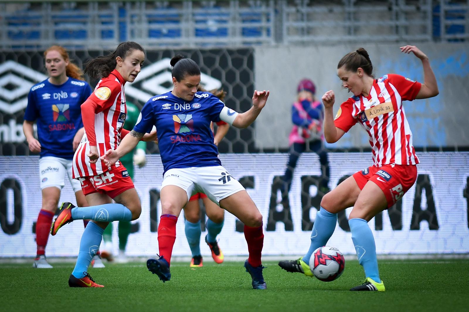 Onsdag: Kvartfinale hjemme mot Avaldsnes