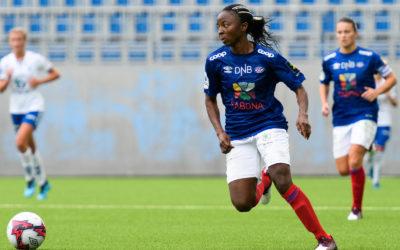 Ajara Njoya klar for toppkamp mot gamleklubben