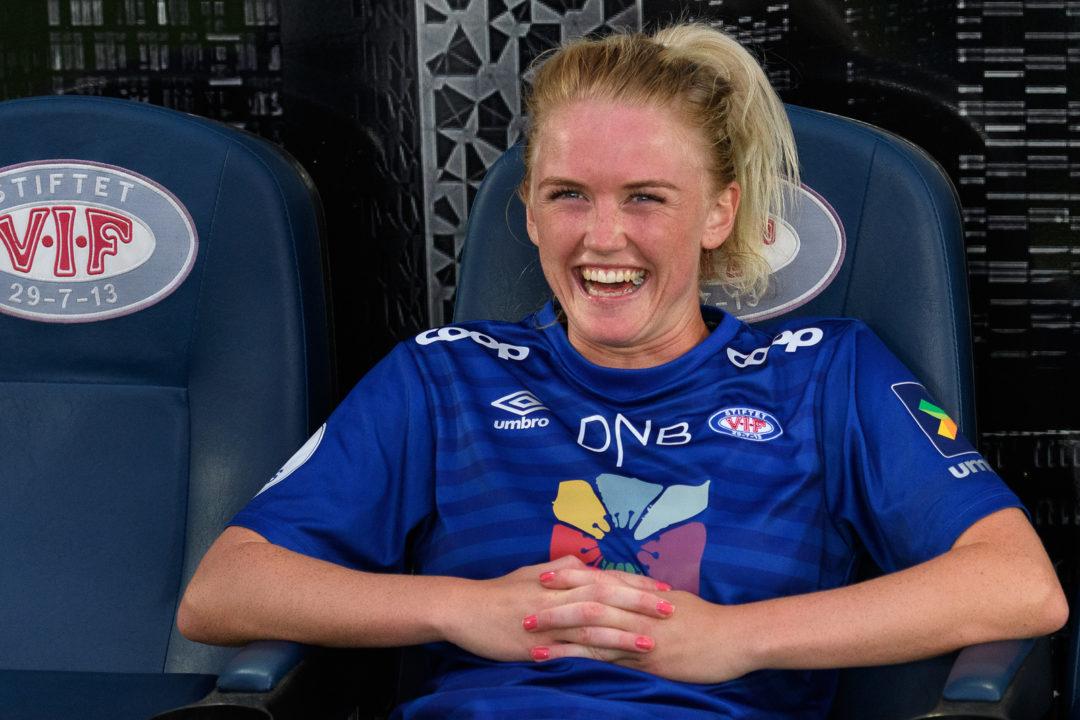 Rikke Marie Madsen – vår smilende energibombe!