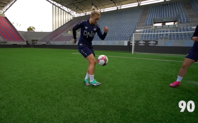 Marie Dølvik med imponerende rekord!