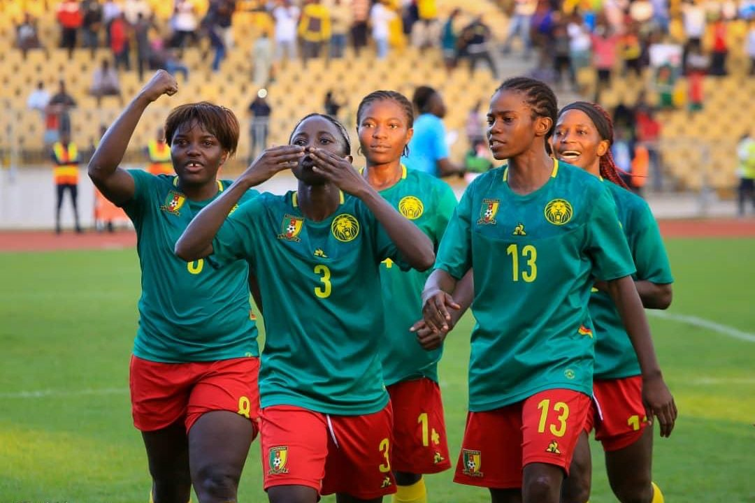 Ajara Njoya sendte Kamerun videre