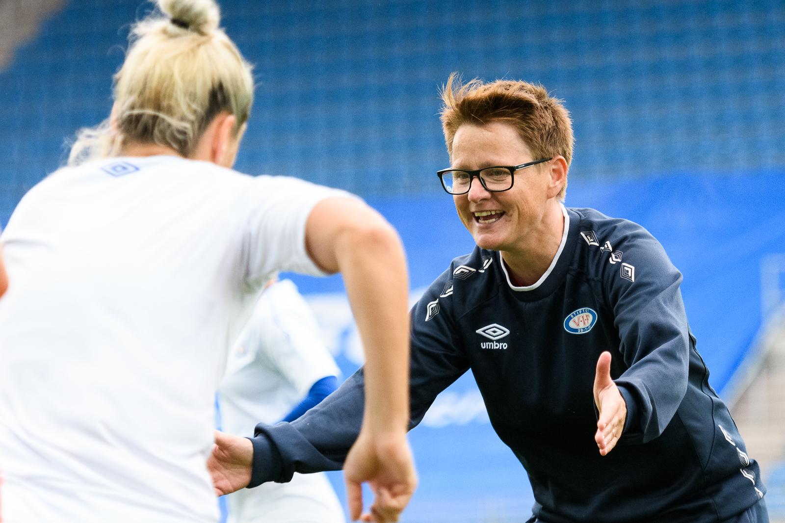 Monica Knudsen blir utviklingssjef i Vålerenga Fotball