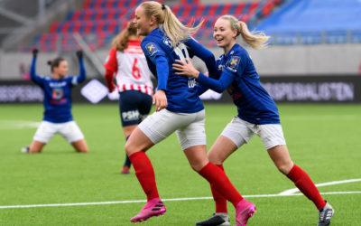 Victoria Ludvigsen og Tina Dalgård Konradsen forlenger