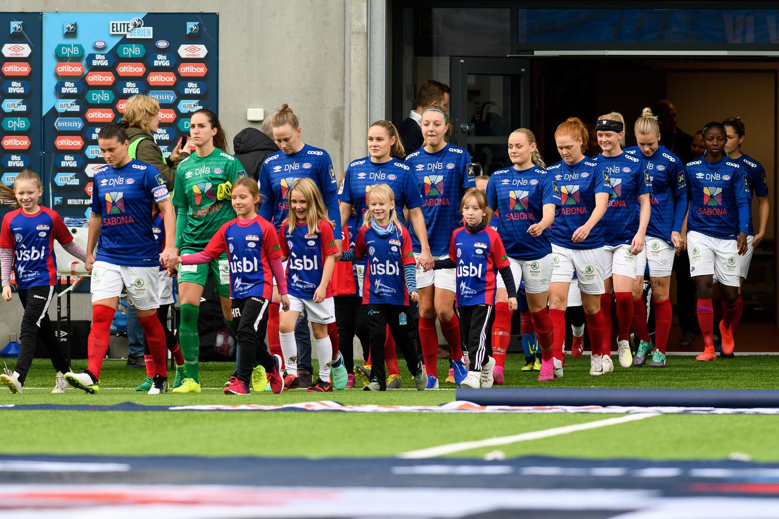 Slik spilles Toppserien 2020