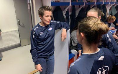 Marianne Pettersen inn i støtteapparatet