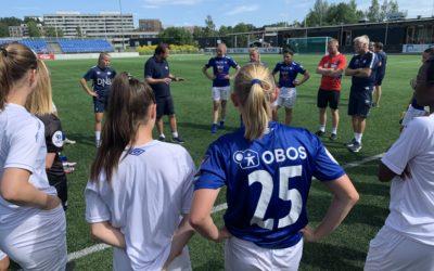 1-1 i «sesongens» første treningskamp
