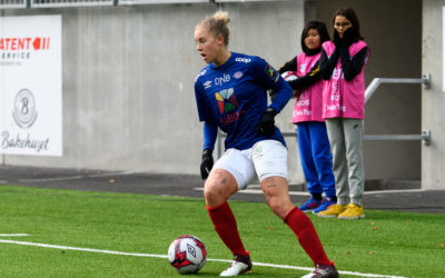 Ballkunstneren Marie Dølvik