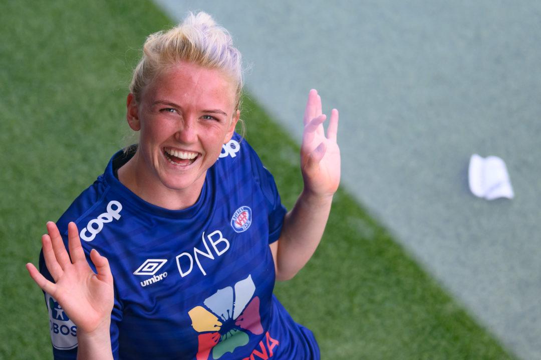 Rikke Marie Madsen trives godt – forlenger kontrakten