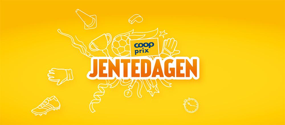 Coop Prix Jentedag – vinn en kampopplevelse!