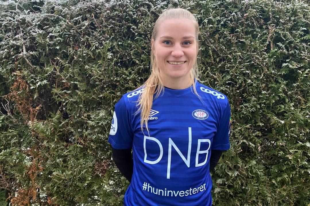 Camilla Huseby: – Nå er jeg ei Vålerenga-jente!