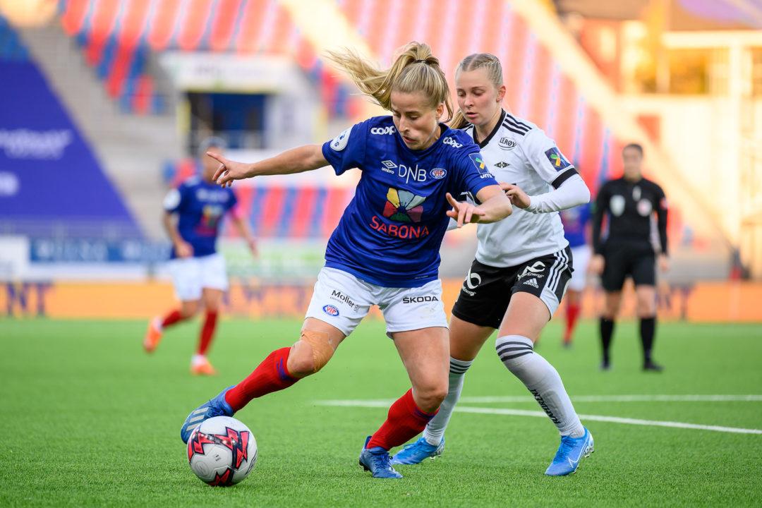 Månedens spiller i Toppserien: Sigrid Heien Hansen