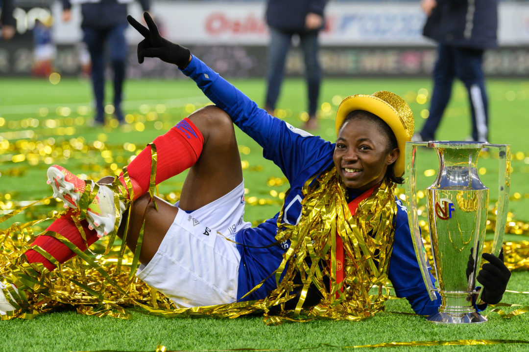 Ajara Njoya takker av: – Forever in my heart!