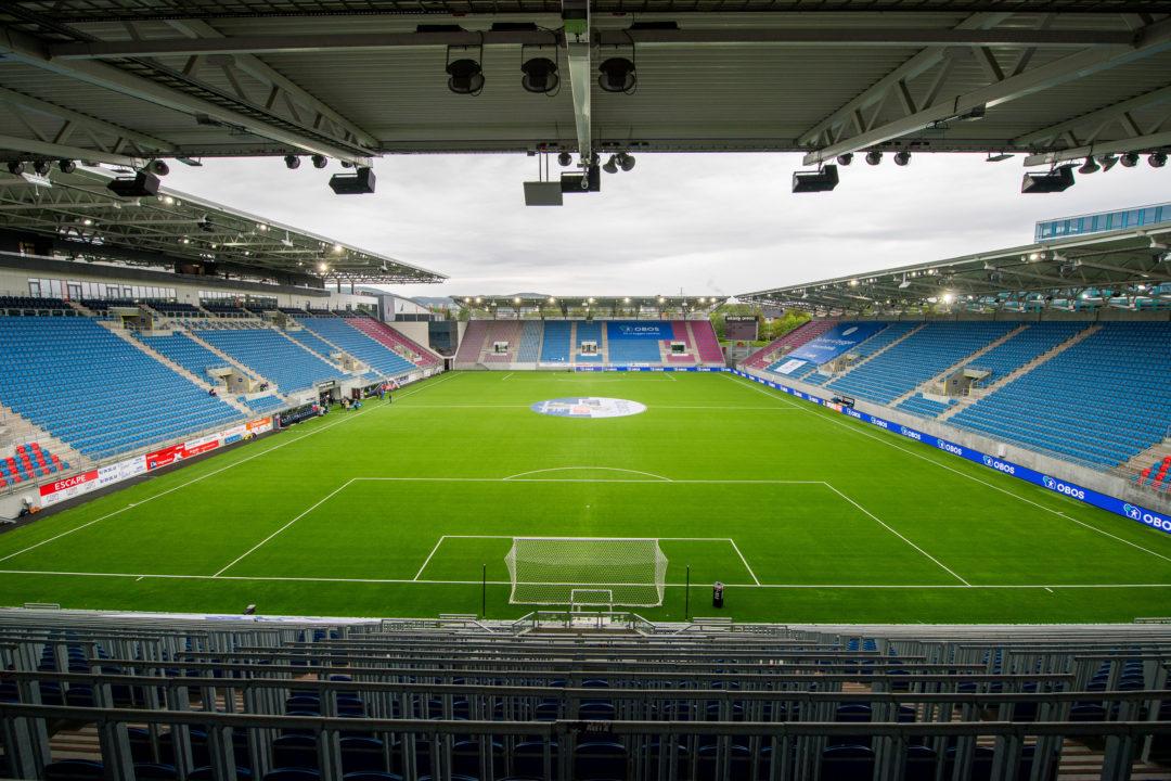 Intility Arena beste bane i Toppserien