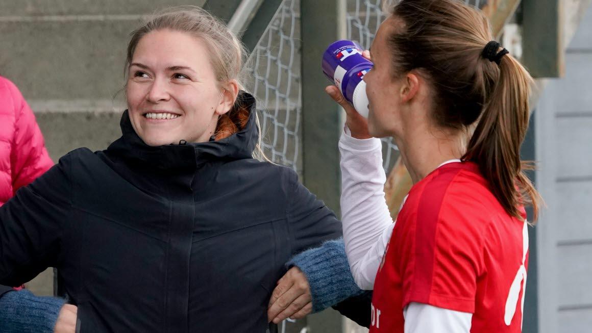 Ingvild Isaksen blir mediesjef for kvinnelandslaget