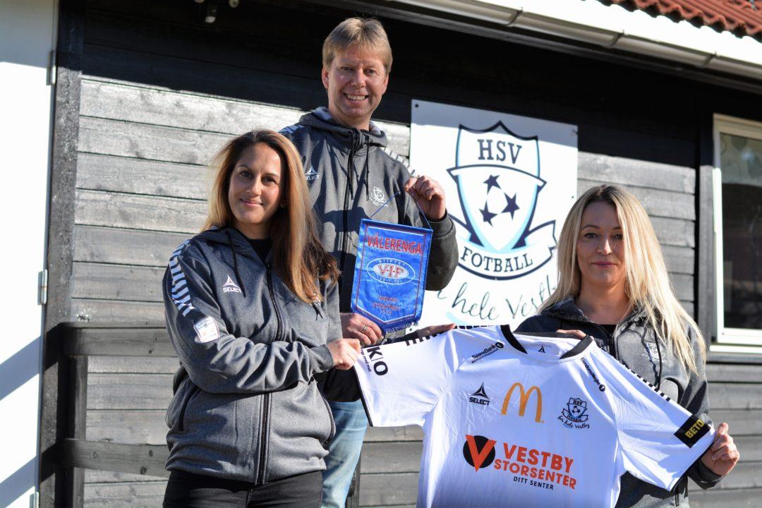 Ny samarbeidsklubb: HSV