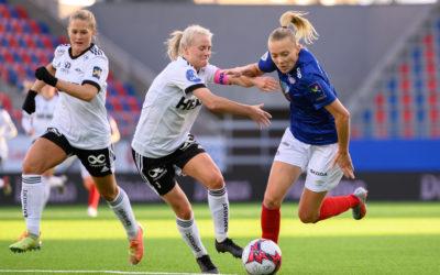 Generalprøve mot Rosenborg