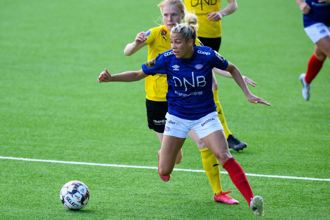 Fine mål ga seier over Stabæk